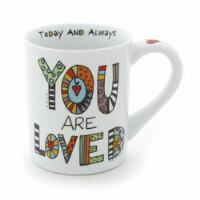 Cuppa Doodle You Are Loved Mug - 4035247