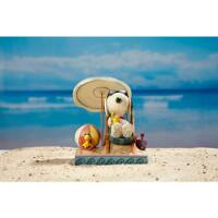 Snoopy and Woodstock at Beach - 4049415