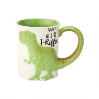 T-RIFFIC TEA REX  SCULPTED MUG - 6000549