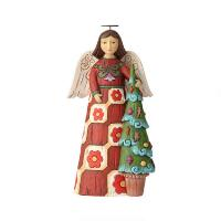 Folklore Angel with Tree - 6001448