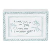Bereavement Keepsake Box - 6004348