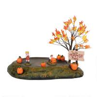 Animated Pumpkin Patch - 6005554