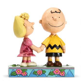 Charlie Brown and Sally - 6005949