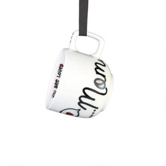 MOM MINI MUG ORNAMENT - 6006744