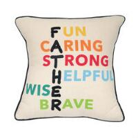 FATHER ANAGRAM PILLOW - 6010046